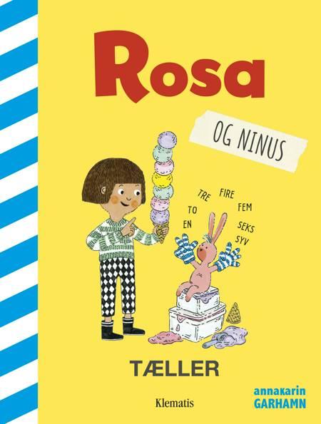 Rosa og Ninus tæller af Anna-Karin Garhamn
