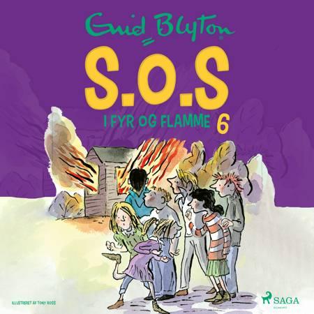 S.O.S i fyr og flamme (6) af Enid Blyton