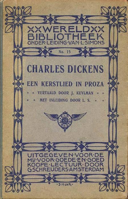 Een Kerstlied in Proza af Charles Dickens
