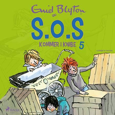 S.O.S kommer i knibe (5) af Enid Blyton