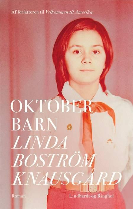 Oktoberbarn af Linda Boström Knausgård