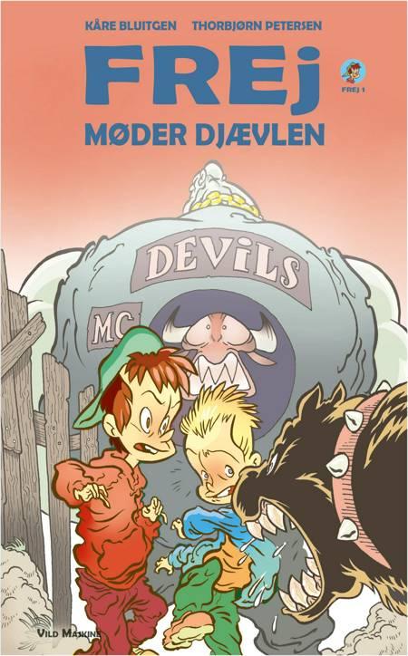 Frej møder djævlen af Kåre Bluitgen