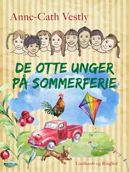 De otte unger på sommerferie af Anne-Cath. Vestly