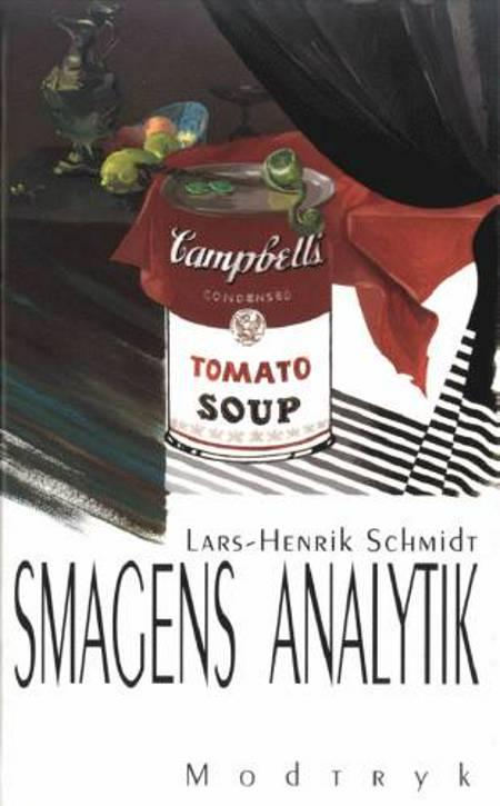 Smagens analytik af Lars-Henrik Schmidt