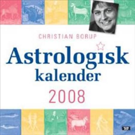 Astrologisk kalender af Christian Borup