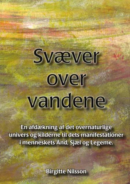 Svæver over vandene af Birgitte Nilsson