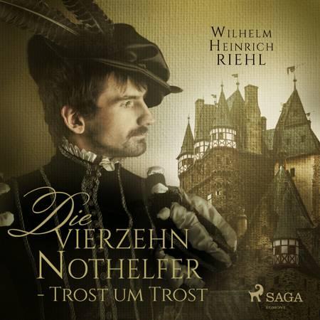 Die vierzehn Nothelfer - Trost um Trot af Wilhelm Heinrich Riehl
