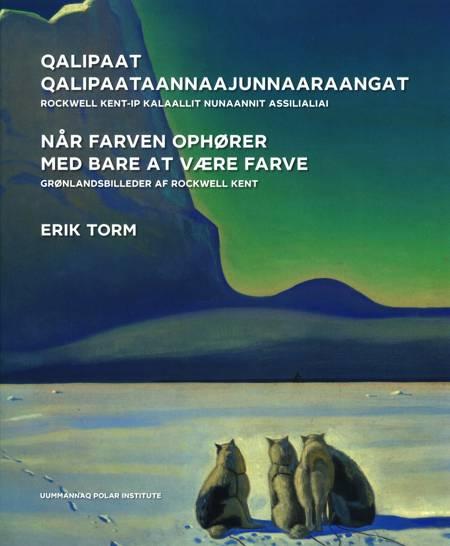 Når farven ophører med bare at være farve - Grønlandsbilleder af Rockwell Kent af Erik Torm