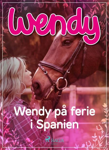 Wendy på ferie i Spanien