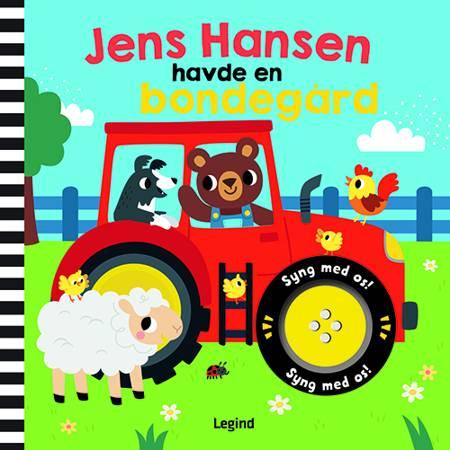Jens Hansen havde en bondegård