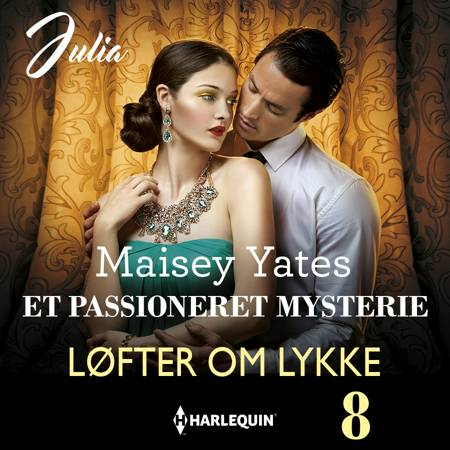 Et passioneret mysterie af Maisley Yates