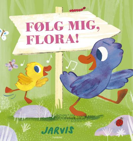 Følg mig, Flora! af Jarvis
