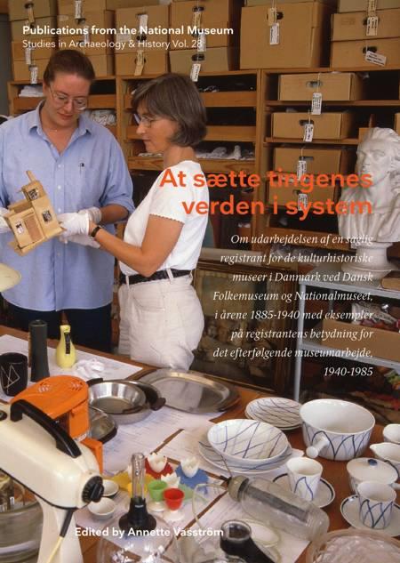 At sætte tingenes verden i system af Annette Vasström