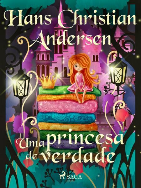 Uma princesa de verdade af H.C. Andersen