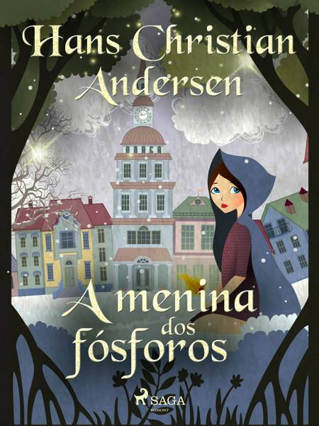 A menina dos fósforos af H.C. Andersen