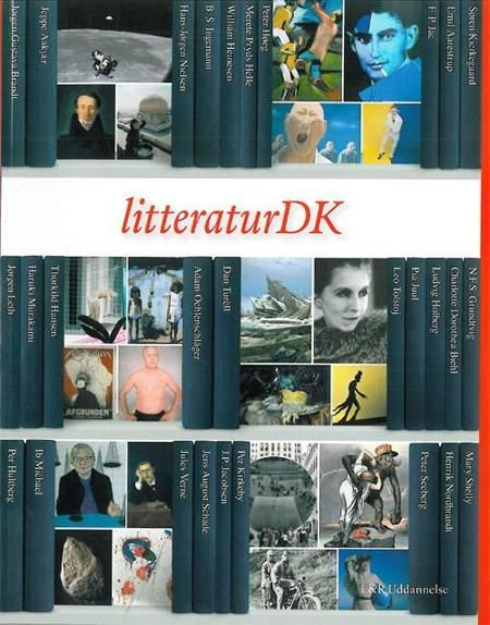 LitteraturDK af Svend Erik Larsen, Dan Ringgaard og Brian Andreasen m.fl.