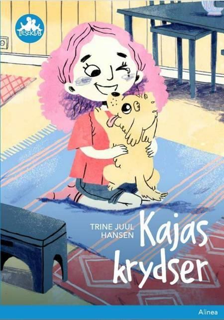 Kajas krydser, Blå læseklub af Trine Juul Hansen