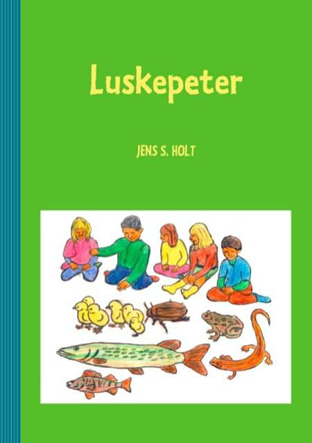 Luskepeter af Jens S. Holt