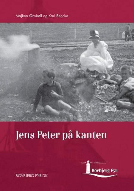 Jens Peter på kanten af Karl Bencke, Kulturhus Bovbjerg Fyr og Majken Ørnbøl