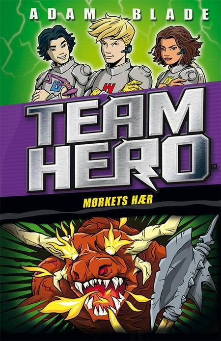 Team Hero (11) Mørkets hær af Adam Blade