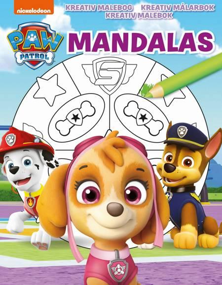 Mandalas Nickelodeon Paw Patrol Skye