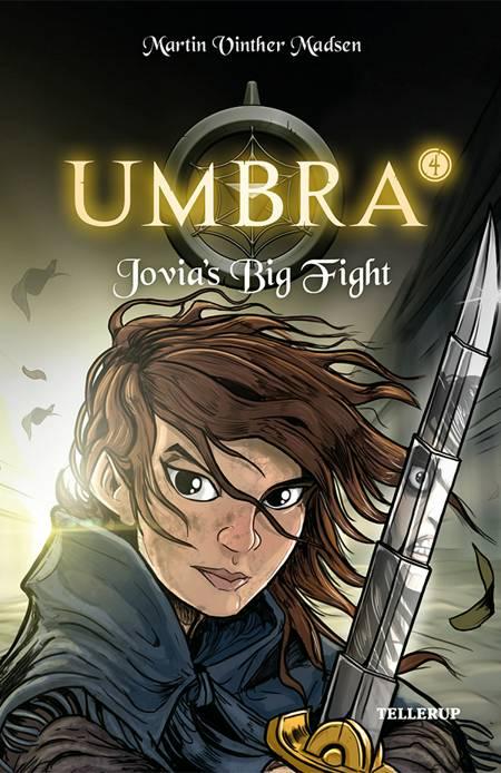 Umbra #4: Jovia's Big Fight af Martin Vinther Madsen