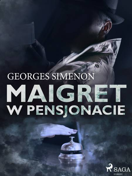 Maigret w pensjonacie af Georges Simenon