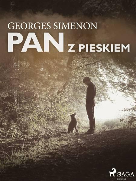 Pan z pieskiem af Georges Simenon