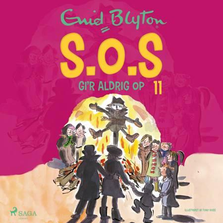 S.O.S gi'r aldrig op (11) af Enid Blyton