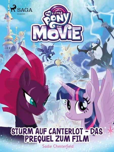 My Little Pony - Sturm auf Canterlot - das Prequel zum Film af Sadie Chesterfield