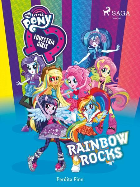 My Little Pony - Equestria Girls - Rainbow Rocks af Perdita Finn