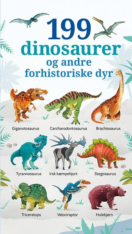 199 dinosaurer og andre forhistoriske dyr