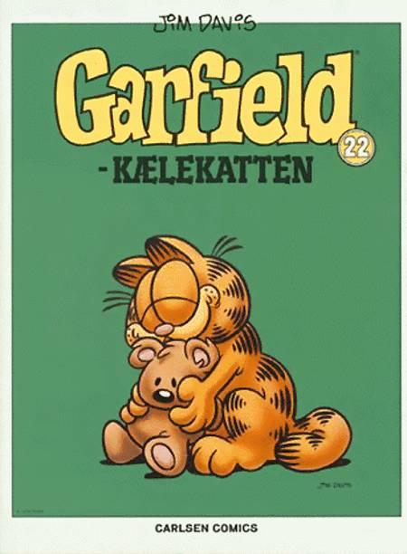Garfield - kælekatten af Jim Davis