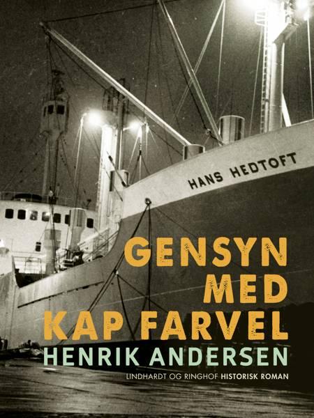 Gensyn med Kap Farvel af Henrik Andersen