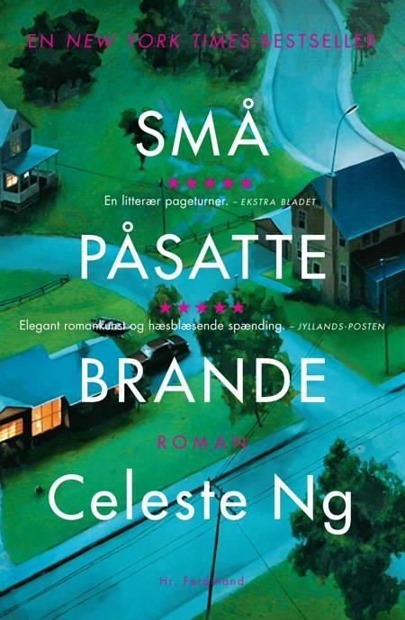 Små påsatte brande af Celeste Ng