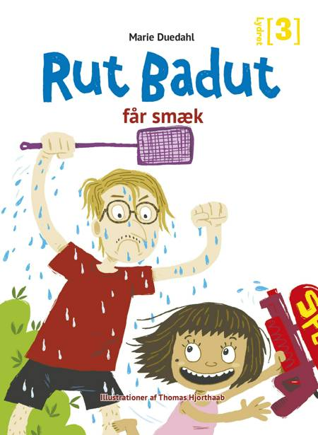 Rut Badut får smæk af Marie Duedahl