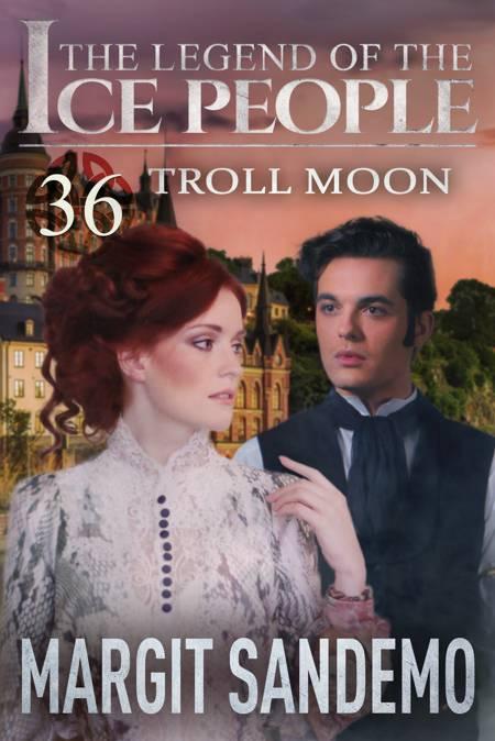 Troll Moon af Margit Sandemo