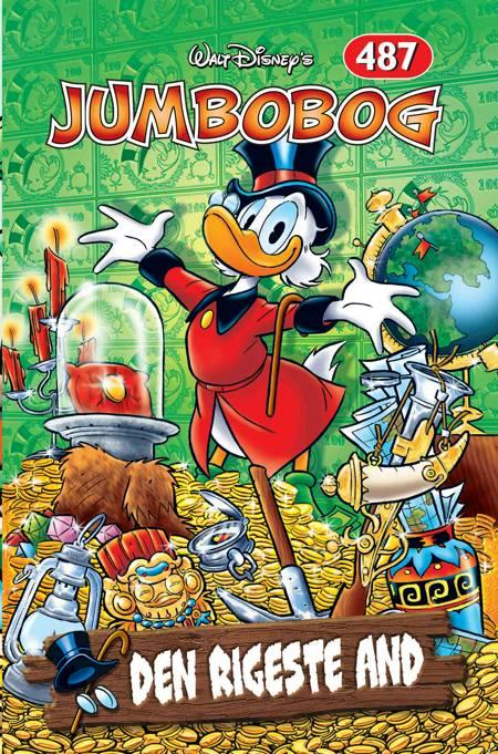 Jumbobog 487 af Disney