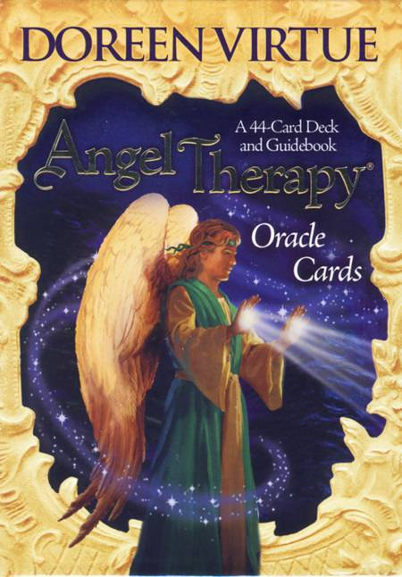 Angel Therapy Oracle Cards af Doreen Virtue