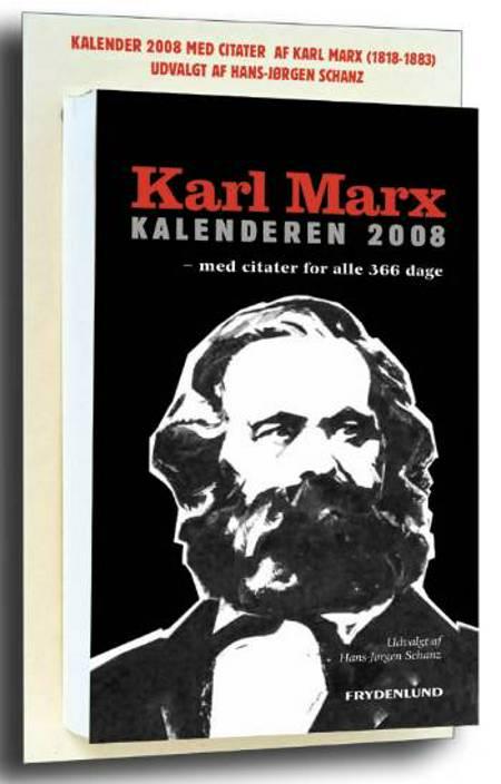 Karl Marx Kalender 2008