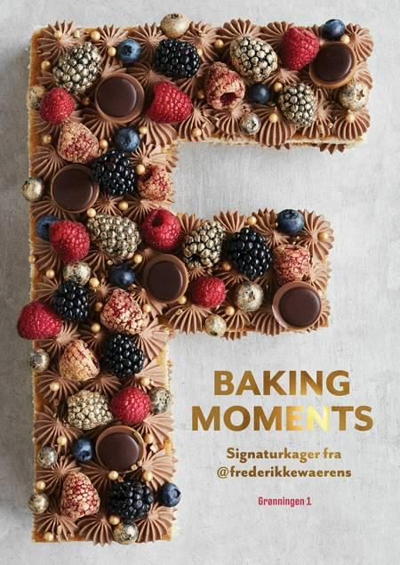 Baking moments af Frederikke Wærens