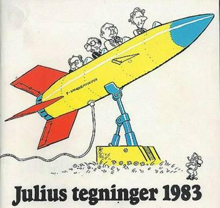 Julius tegninger 1983 af Jens Julius Hansen