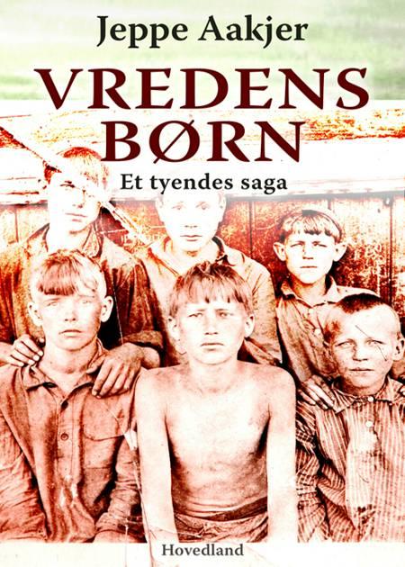 Vredens børn af Jeppe Aakjær og Poul Erik Kristensen