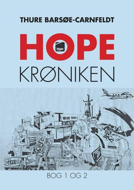 Hope krøniken af Thure Barsøe-Carnfeldt