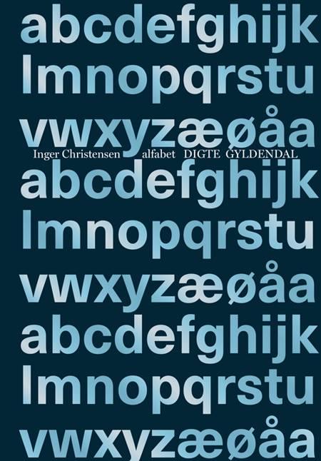 Alfabet af Inger Christensen