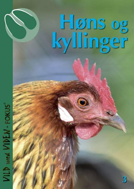 Høns og kyllinger af Anina Kjær