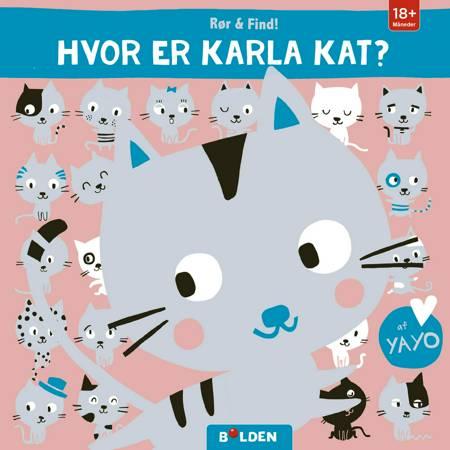 Hvor er Karla Kat?