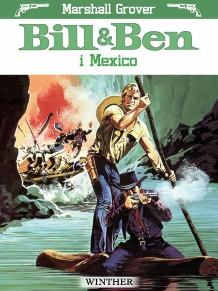 Bill og Ben i Mexico af Marshall Grover