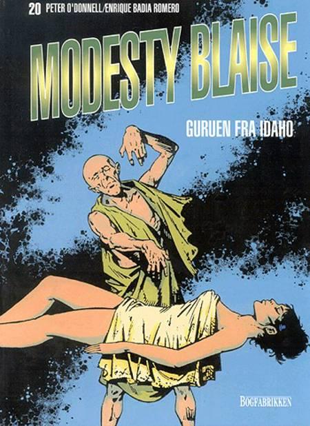 Modesty Blaise af Peter O´Donnell og Peter O'Donnell