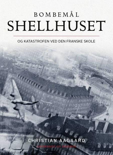 Bombemål Shellhuset af Christian Aagaard
